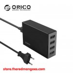 Orico CSL-4U 34W 4 Port USB Smart Desktop Charger Black
